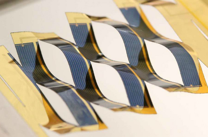 Twisted Solar Panels A New Twist To Solar Panels